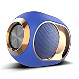 Portable Bluetooth Speaker Louder Volume with 10W Stereo Sound, Bluetooth 5.0, 1200mAh, 8-Hour Playtime,FM Radio,Wireless Stereo Pairing, Microphone,for Home, Outdoors, Travel