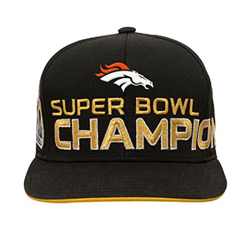 Outerstuff Peyton Manning #18 Denver Broncos Youth Super Bowl 50 Champions Limited Edition verstellbarer Snapback