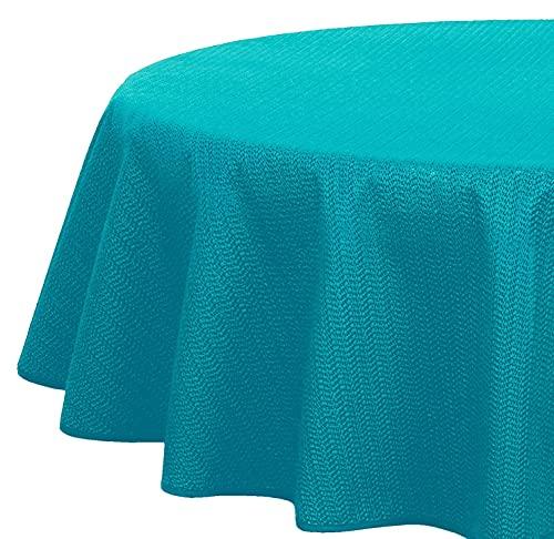 BRANDSSELLER - Nappe de table de jardin en mousse – Nappe résistante aux intempéries et...