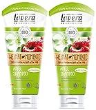 lavera Apfel Haar Shampoo ∙ Sanfte Reinigung ∙ vegan  Bio Haarshampoo  Natural & innovative Hair...