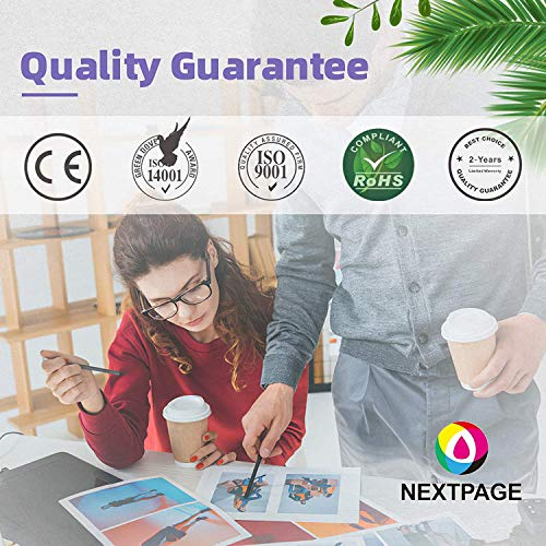 NEXTPAGE Compatible Ink Cartridges Replacement for CLI-42 Yellow Professional Inkjet PIXMA PRO-100, CLI42 y 1 Pack (CLI42 Yellow) Photo #5