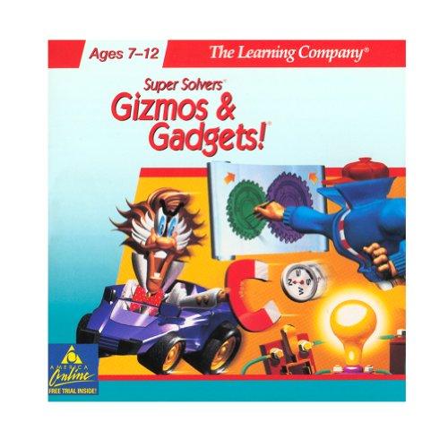 Super Solvers - Gizmos & Gadgets!