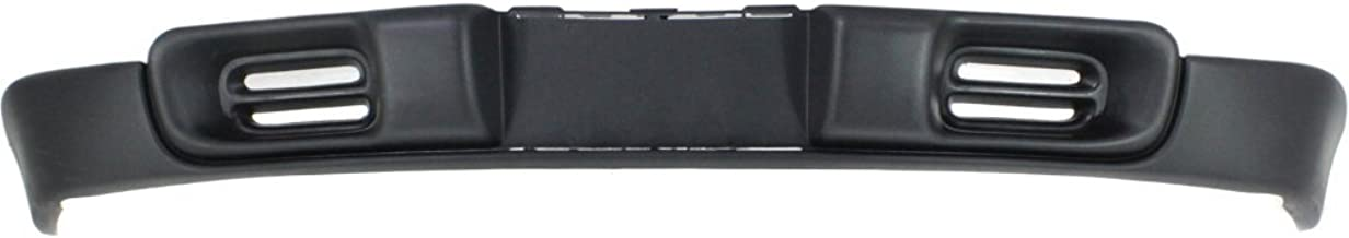 Lower Air Deflector for Chevrolet Blazer 98-05/S10 Pickup 98-03 Front Primed (S10 2WD)