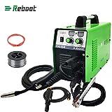 REBOOT MIG-150 Schweißgeräte 220V Dual Voltage Welder Gas IGBT MIG Inverter Schweißgerät MAG IGBT