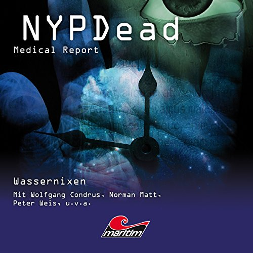 Wassernixen (NYPDead - Medical Report 6) audiobook cover art