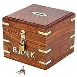 ShalinIndia Indian Coin Bank Money Saving Box - Banks...