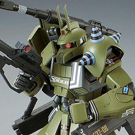 MG 1/100 ザク・キャノン (イアン・グレーデン専用機)プラモデル『機動戦士ガンダム MSV』(ホビーオンラインショップ限定)