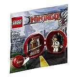 レゴ・ニンジャゴ・ムービー・カイのドジョー・ポッド・ポリバッグ LEGO NINJAGO MOVIE KAI'S DOJO POD 5004916 REVIEW!