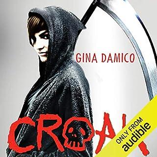 Croak audiobook cover art