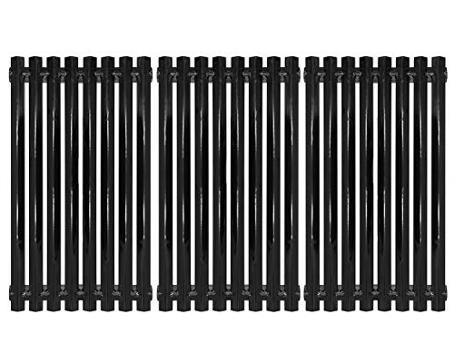Hongso Porcelain Steel Cooking Grid Replacement for Charbroil 463440109, 463420508, 463420509, 463436215, Grill Grates for Kenmore 463420507, Master Chef 199-4759-0, Thermos 461442114, PCZ193