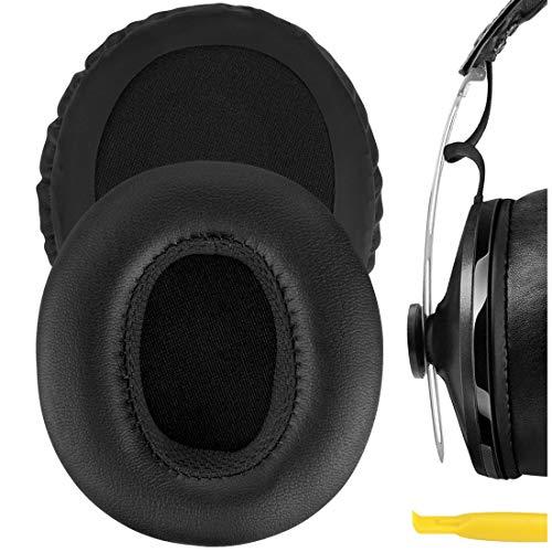 Momentum over-ear cuffie auricolari di ricambio Pad/orecchio cuscino/coppe/orecchio/cuscinetti di parti di riparazione (nero)