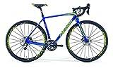 Merida Cyclo Cross 6000 - Bicicletas ciclocross - amarillo/azul Tamaño del cuadro 56 cm 2016