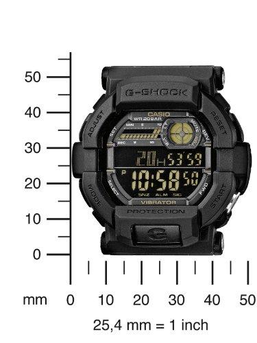 Casio Men's Watches GD-350-1BER