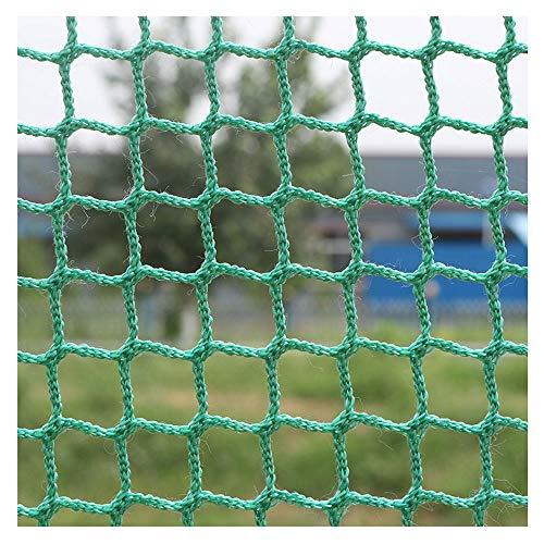 HNWNJ Sportnetz,Tor Netz für Stadion Fußball Golf Basketball Court Barriere ersatz Feld Platz Goal Net Backstop Ball-Stoppnetz,für Stadion Knotless Rope Skigebiet Isolation Sports Draussen Seil