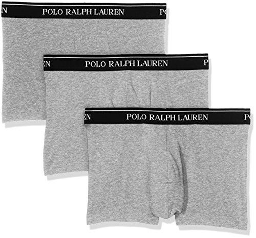 Polo Ralph Lauren - Boxer - Homme Gris Small