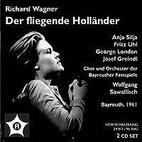 Wagner: Der fliegende Holl盲nder by Fritz Uhl