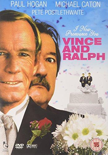 I Now Pronounce You Vince and Ralph [Reino Unido] [DVD]