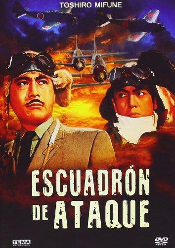 Escuadrón De Ataque [DVD]