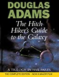 The Hitch Hiker's Guide To The Galaxy: A Trilogy in Five Parts: A Trilogy in Four Parts (Liftarens guide till galaxen) [Idioma Inglés]