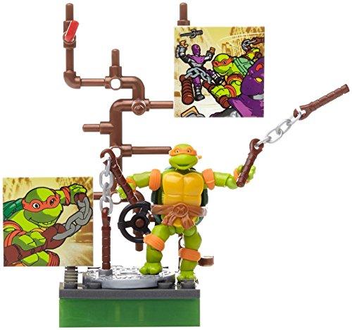 Mega Bloks Teenage Mutant Ninja Turtles Collectors