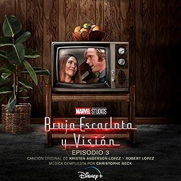 Bruja Escarlata y Visión: Episodio 3 (Banda Sonora Original)