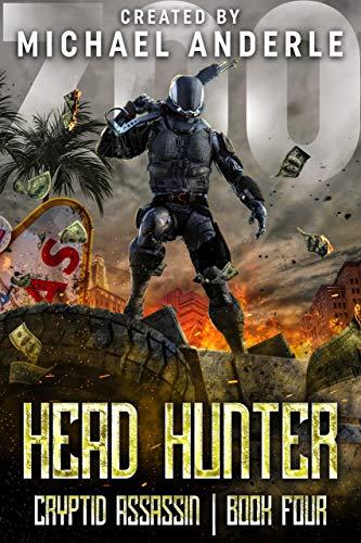 Head Hunter (Cryptid Assassin Book 4)