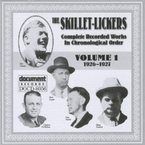 The Skillet Lickers Vol.1 192