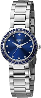 Ferre Milano Casual Watch For Women Analog Stainless Steel - FM1L132M0051