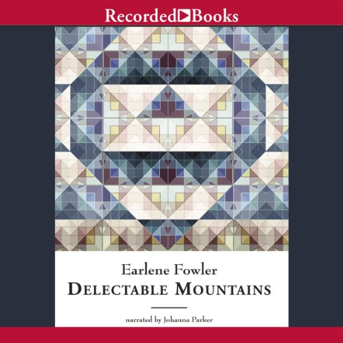 Delectable Mountains audiobook cover art
