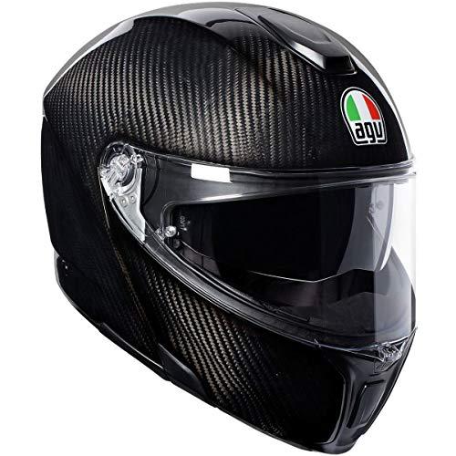 AGV 0100-1770 Flip-Up Unisex-Adult Sport Standard Motorbike Helmet