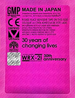 20 Kenrico HOT Pink Wrx2i with Carbon Titanium Adhesives Upgraded with 70% Tourmaline Organic and