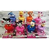 非売品 Disney cuties ディズニー music box 全8種類 タイ セブンイレブン キャンペーン