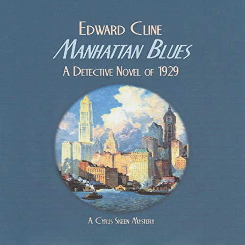 Manhattan Blues audiobook cover art