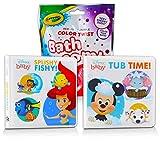Best Bath Books - Disney Bath Books Collection Bundle ~ 2 Pack Review
