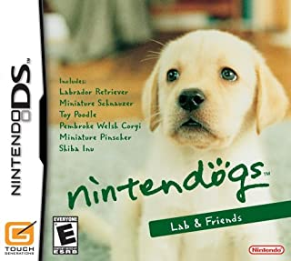 Nintendogs Lab & Friends by Artist Not Provided (B0009YDS10) | Amazon price tracker / tracking, Amazon price history charts, Amazon price watches, Amazon price drop alerts