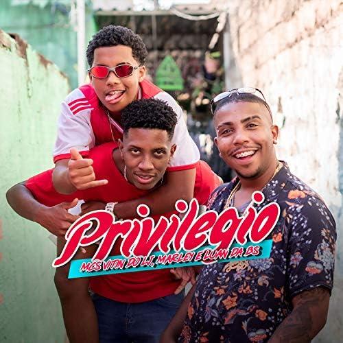 MC Luan da BS, Mc Vitin do LJ & MC Marley