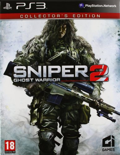 Sniper Ghost Warrior 2 - Collector Edition