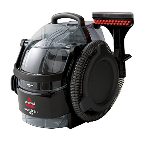 Our #2 Pick is the Bissell 3624 SpotClean Professional Portable Carpet Cleaner