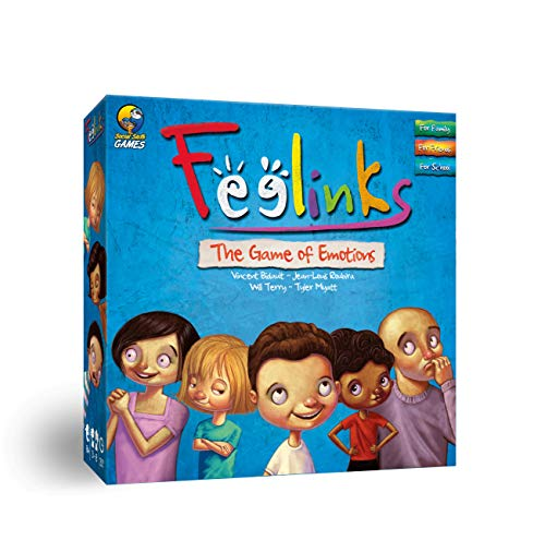 Social Sloth Games Feelinks Board Game