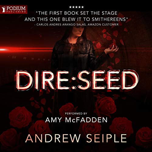 Dire: Seed audiobook cover art