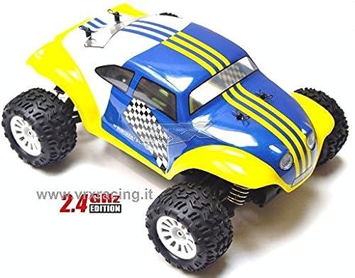 Monster Truck K r bt-bd Ma ab 1 18 tor Elektro A 370 rsten Radio 2.4 z RTR 4  VRX