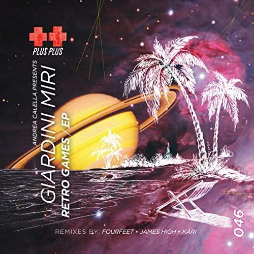 Andrea Calella Pres. Giardini Miri Feat. Lady Fly