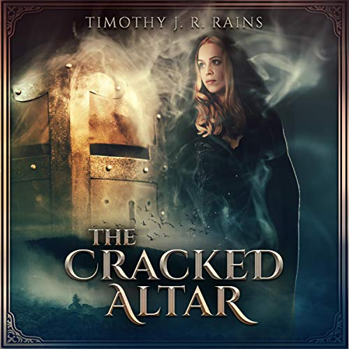 The Cracked Altar audiobook cover art
