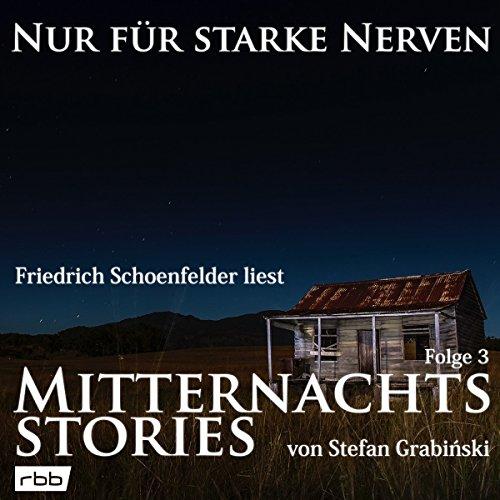 Mitternachtsstories von Stefan Grabiński Titelbild
