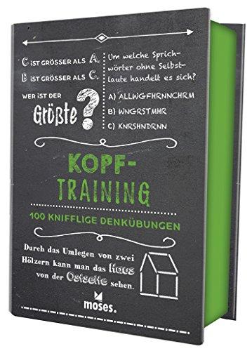 Quiz-Box: Kopf-Training (Quiz-Boxen)