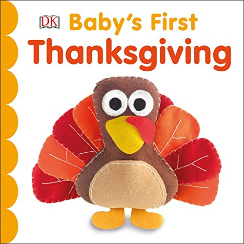 Baby's First Thanksgiving (Baby's First Holidays)