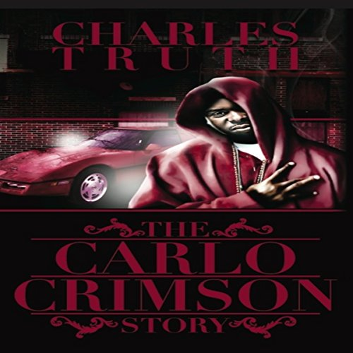 The Carlo Crimson Story audiobook cover art