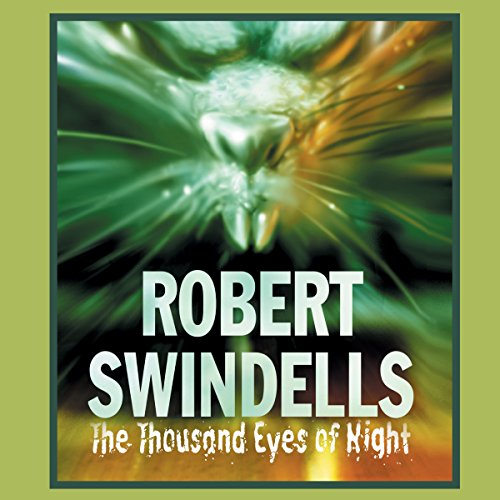 The Thousand Eyes of Night audiobook cover art