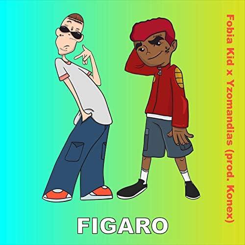 Fobia Kid feat. Yzomandias