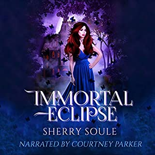 Immortal Eclipse                   By:                                                                                                                                 Sherry Soule                               Narrated by:                                                                                                                                 Courtney Parker                      Length: 11 hrs and 10 mins     35 ratings     Overall 3.7